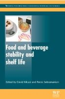 Food and Beverage Stability and Shelf Life