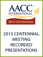 2015 AACCI Centennial Meeting Presentations